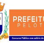 Concurso Prefeitura de Pelotas – RS