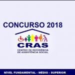 Processo seletivo – CRAS 2018 – Salário entre R$ 980,38 á R$ 6.200,58, mais benefícios como – VT +VA